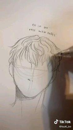 Art Drawings Sketches Simple, Pencil Art Drawings, Cute Drawings, Human Anatomy Art, Art Reference Poses, Drawing Techniques, Art Sketchbook, Art Tutorials, Tips