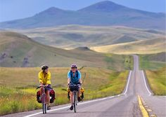 Ride your bike across the country with Adventure Cycling!  You can do it!