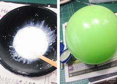 Today I am sharing a project that I have been wanting to do for a long time. It is based on a paper mache bowl project that i saw online. A...
