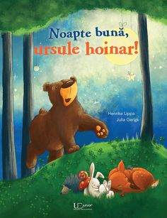 Noapte bună, ursule hoinar! Ursula, Dinosaur Stuffed Animal, Presents, Toys, Children Books, Movies, Animals, Fictional Characters, Art