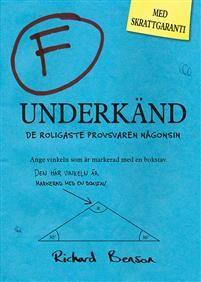 http://www.adlibris.com/se/organisationer/product.aspx?isbn=9176177319   Titel: Underkänd : de roligaste provsvaren någonsin - Författare: Richard Benson - ISBN: 9176177319 - Pris: 58 kr
