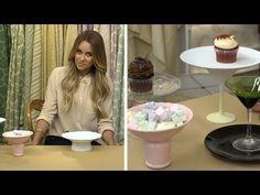 Lauren Conrad's DIY Cake Stand