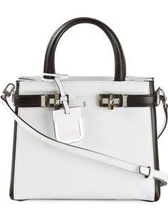 double strap tote bag