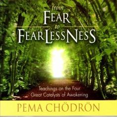 Pema Chodron audio book.