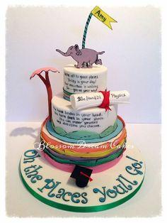 Horton Suess cake #Dr_Seuss_Cake