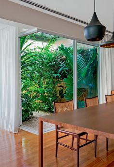 A vegetação é exuberante neste delicioso jardim, de 110 m², em SP - Casa
