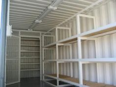 Custom Portable Storage and Shipping Containers, ISO Containers, Custom Fabrication, Mobile Offices, Low Level Waste