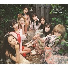 OH MY GIRL / WINDY DAY (3RD MINI ALBUM REPACKAGE) [OH MY GIRL] - 韓国音楽専門ソウルライフレコード