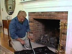 How to Clean Ceramic Gas Logs | Gas logs, Logs and Cleaning