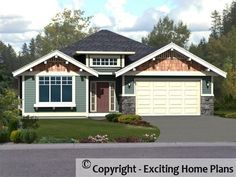 House Plan Information for E1046-10
