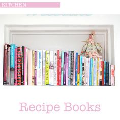 Recipe books by Torie Jayne Nigella, Following A Recipe, Shops, Wood Pieces, Getting Organized, Shirts For Girls, Craft Projects, Recipe Books, Crafty