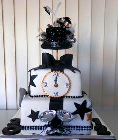 New Year Cake Theme