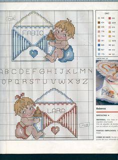 Вышивка крестом / Cross stitch : Детское