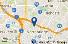 Darlings Supper Club - Northbridge | Urbanspoon Perth, Supper Club, Canteen, Google, Restaurants, Bar, Restaurant