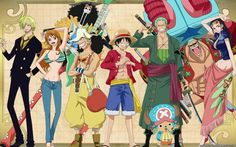 New World One Piece Wallpapers