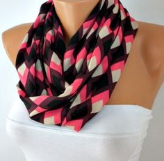 A scarf changes everything #scarves #scarf