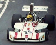 1974 GP Wielkiej Brytanii (Mike Wilds) March 731 - Ford