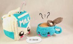 Amigurumi Tea Cup - FREE Crochet Pattern / Tutorial
