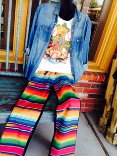 Serape Pants - love