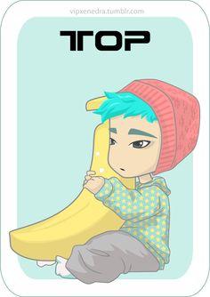 TOP - Bigbang by ~roxan