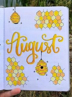 omg you NEED to check out these August bullet journal cover page ideas! I am in love with all of the summer bujo themes 😍 - august bullet journal cover easy - august bullet journal cover simple… August Bullet Journal Cover, Bullet Journal Cover Ideas, Bullet Journal Hacks, Bullet Journal Mood, Bullet Journal Aesthetic, Bullet Journal Spread, Journal Covers, Bullet Journal Inspiration, Cover Pages