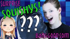 Surprise Squishy Package From Banggood com!