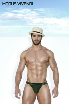 Prolific men's underwear label Modus Vivendi has just released one more line from its Fall-Winter 2017-18 collection, called Floss. This line comprises underwear, loungewear and resort wear in plenty of cuts to choose from.