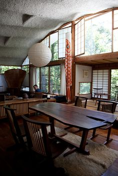 George_Nakashima-53 by kitka.ca, via Flickr