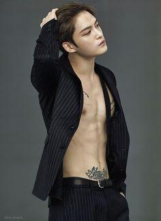 Jaejoong for Harper's Bazaar Japan June 2017 Issue Korean Boys Hot, Korean Boys Ulzzang, Korean Men, Handsome Asian Men, Sexy Asian Men, Sexy Men, Asian Guys, Kim Jae Joong, Jung So Min