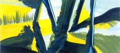 Zonder titel Robert Zandvliet (1970) 1999 121 x 271 cm schilderij eitempera op linnen Foto: Henk Gerards