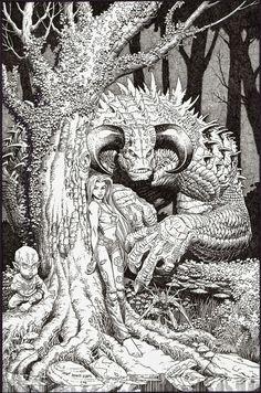 Magik by Art Adams