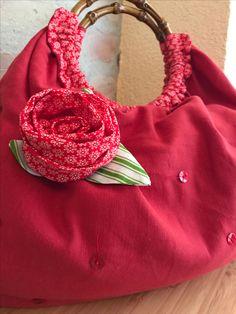 """Shoppingbag """"Roses"""""""
