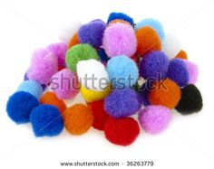 Find pompoms for art stock images in HD and millions of other royalty-free stock photos, illustrations and vectors in the Shutterstock collection. Thousands of new, high-quality pictures added every day. Art And Craft Images, Art Images, Royalty Free Stock Photos, Arts And Crafts, Printables, Illustration, Art Pictures, Print Templates, Illustrations