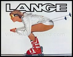Lange Ski Boots: The Garcia years – 1974 to 1978