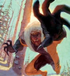 Sabretooth - Marvel Universe Wiki: The definitive online source for Marvel super hero bios.