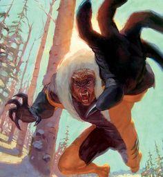 Sabretooth - Marvel Universe Wiki: The definitive online source for Marvel super hero bios.