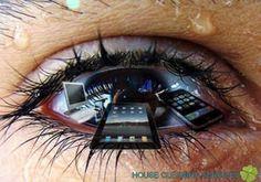 Tricks to improve eyesight