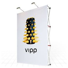 T Textile pop up exhibition display stands are our fastest set up high impact display stands. In less than a minute you can set up a 3x3 graphic backdrop with a display area of at least 2.25 metres wide.