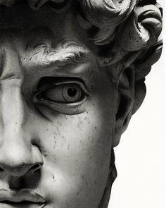 Michelangelo's David. Words deemed unnecessary.
