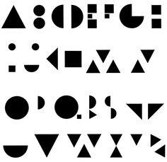 Hand Lettering Alphabet, Alphabet Design, Typography Letters, Crazy Fonts, Cool Fonts, Lettering Design, Logo Design, Atelier Theme, Letras Cool