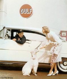 Gulf by What Makes The Pie Shops Tick?, via Flickr