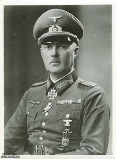 General der Artillerie Erwin Engelbrecht (12 November 1891 – 8 April 1964) Knight's Cross of the Iron Cross on 9 May 1940 as Generalleutnant and commander of 163. Infanterie-Division
