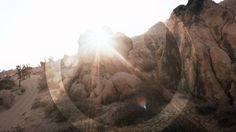 Die Luft flimmert im verlassenen Yucca Valley. Gleißend helles Sonnenlicht. Meilenweit um dich herum nichts. Doch dann erlebst du eine Begegnung, die neue Kraft und Inspiration in dein Leben bringen wird. #EscapeEverydayLife #cyberobics