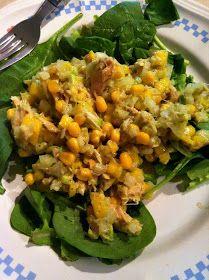 Taste and See: Summer Tuna Salad