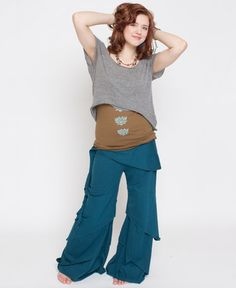 I want this whole outfit!  I have the tank, I just need the rest ;-)  NEW! Dancerz Crop Top