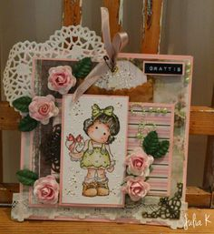 Life of Julia: Sweet Birthdaycard