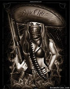 Mexican Charra by Dyse One