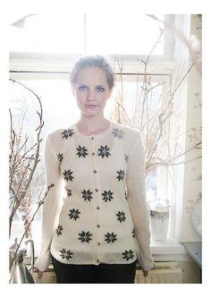 Ravelry: Faroese Star pattern by Tóra Joensen - free knitting pattern