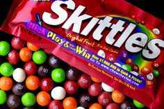 Primary Singing Ideas: Skittles game. A few variations. Would work for a lot of other things, too.