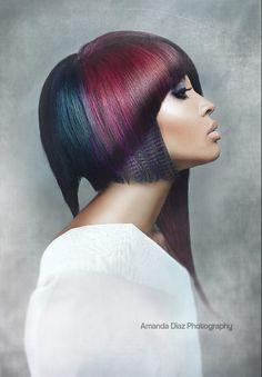 Contessa 2013 - Hair Modelling :)